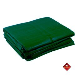 Groene afdekzeilen 250gr/m²